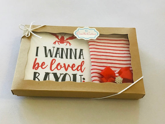 Cradle Cuties I wanna be loved Bayou boxed set