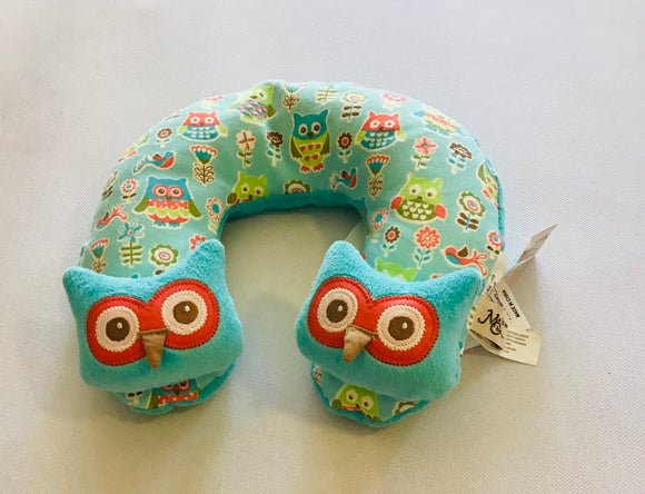 Maison Chic Travel Pillow  Cindy Lou the Owl