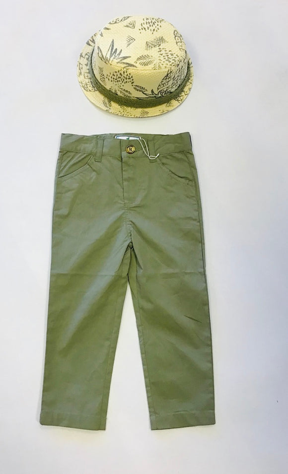 Properly Tied LD Charleston Pant Olive