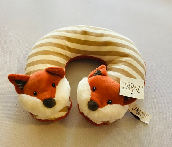 Maison Chic Travel Pillow Rusty the Fox