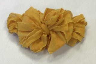 In Awe Headband - Mustard