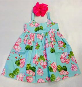 Bella & Emma Nancy Dress