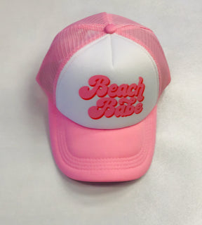 Feather 4 Arrow Beach Babe Trucker Hat