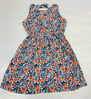 Mini Molly Floral Print Dress
