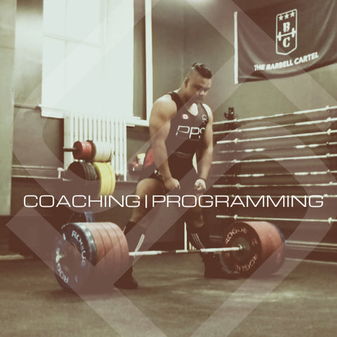 Performance Athlete Pack- 1on1 Programming + Coaching + Nutrition Guidelines