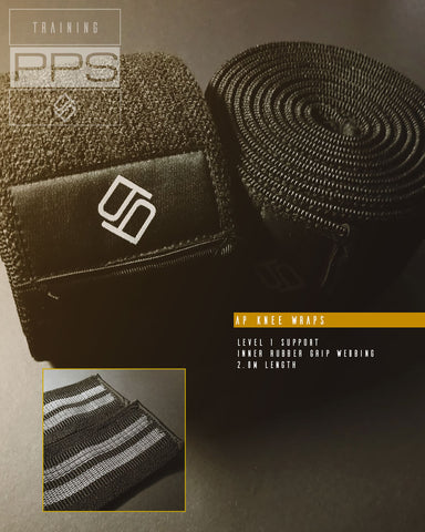 AP Knee Wraps
