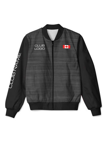 Bomber Jacket | Custom Teamwear