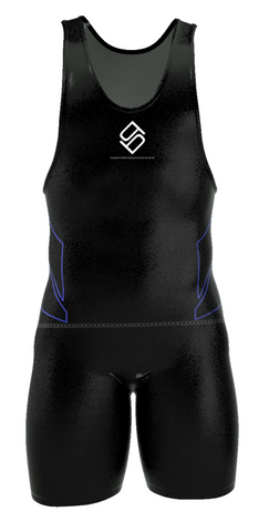 Comp Suit 3 | Blue