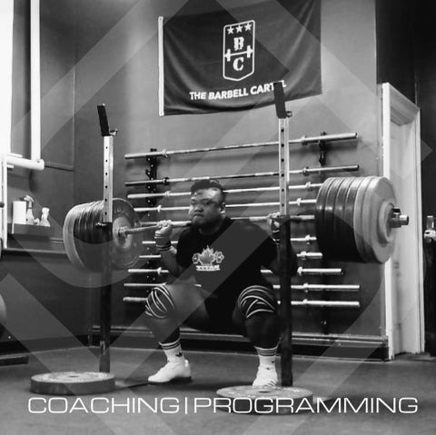 Athlete Pack- 1on1 Programming + Coaching