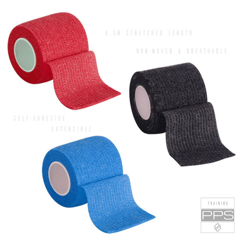 Lifter Tape-3 Pack: Red, Royal, Black