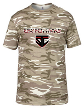 STC Short-Sleeved Camo T-Shirt