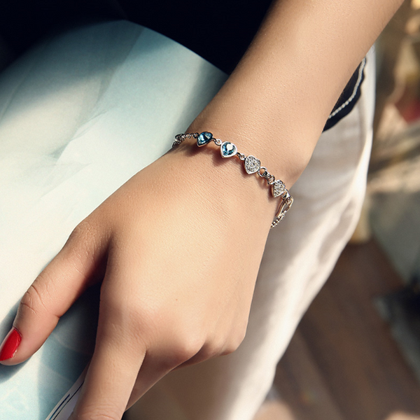 Swarovski United In Love Bracelet (T142)