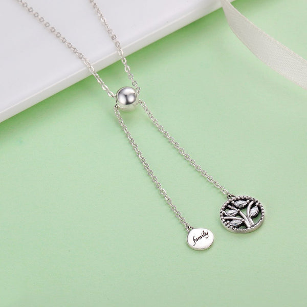 Family Tree Necklace (sbN106)