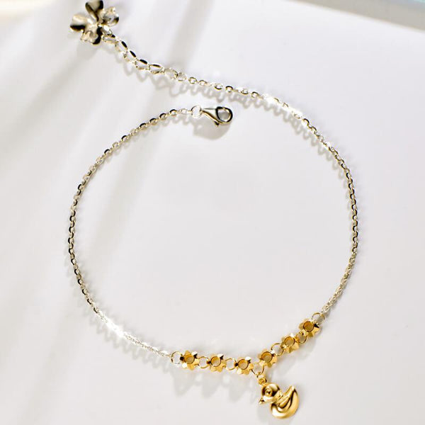 Little Duckling Anklet (T136)