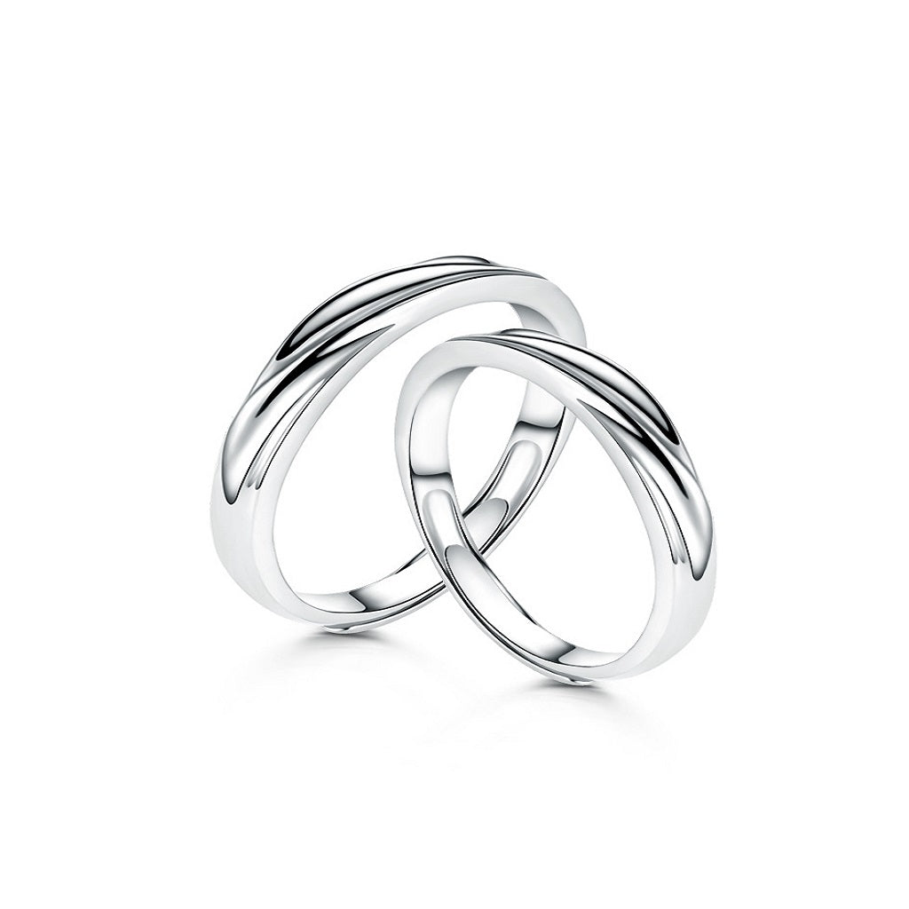 Our Memories Couple Ring (T642)
