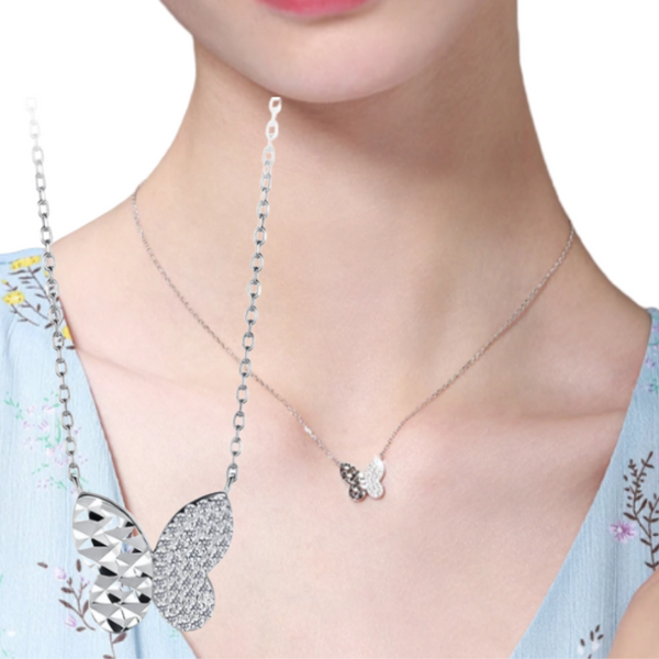 Enchanted to Meet You Necklace (T365) 16""