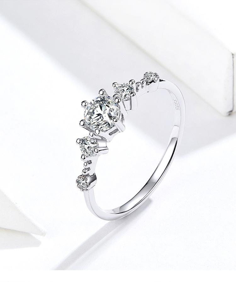 Cherise Stackable Slim Ring (SBSR018-6)