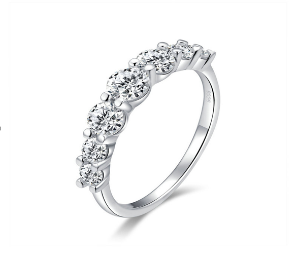 Glacial Beauty Ring (SBR475-6)