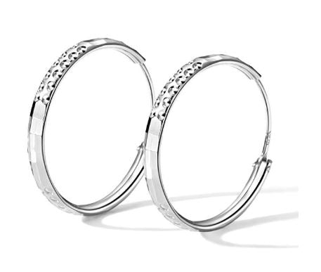 Hippie Hoops Earrings (T429)