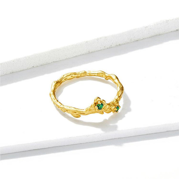 Summer Flower Ring (SBSR061-6)
