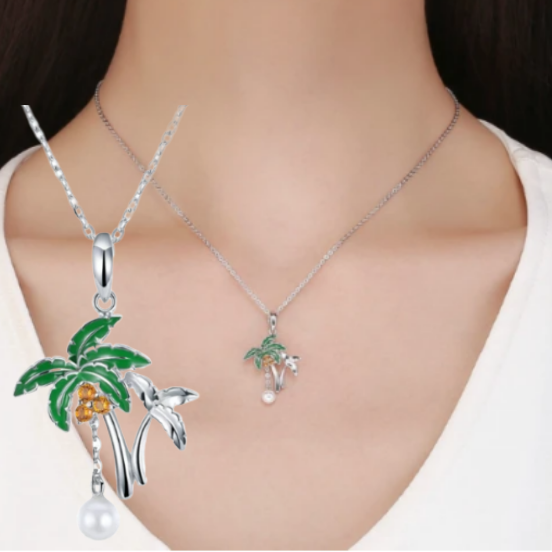 I am at The Beach Necklace (sbN257)