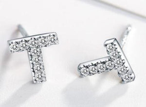 Tiffany CZ Earrings (T274)