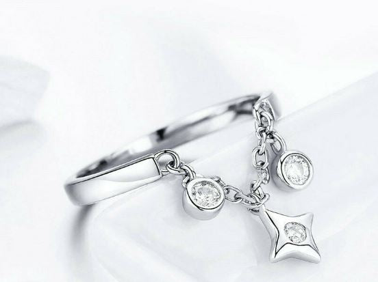 Distant Stars Trail Ring (SBR408)