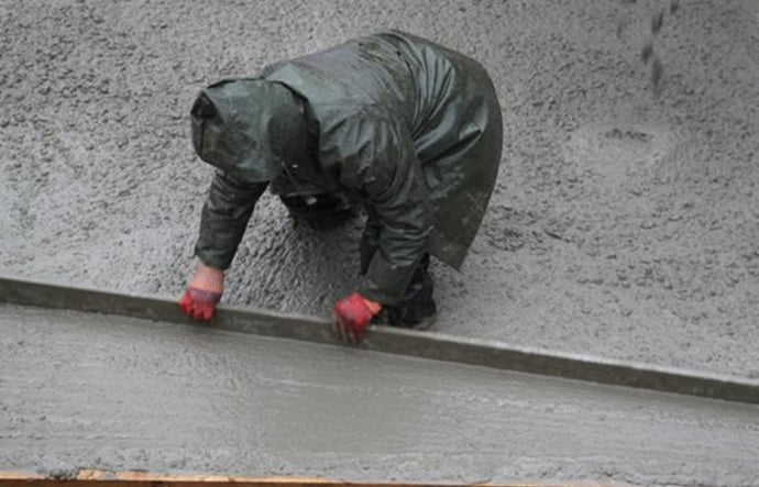 Repair Rain or Water Damaged Concrete Surfaces