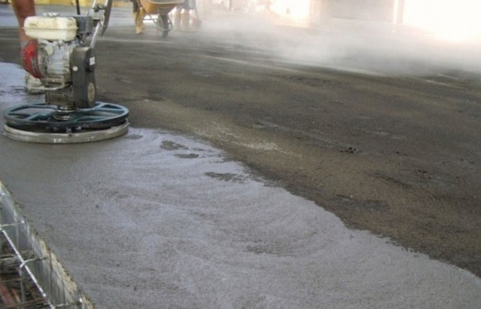 Hardening and Sealing Concrete Surfaces