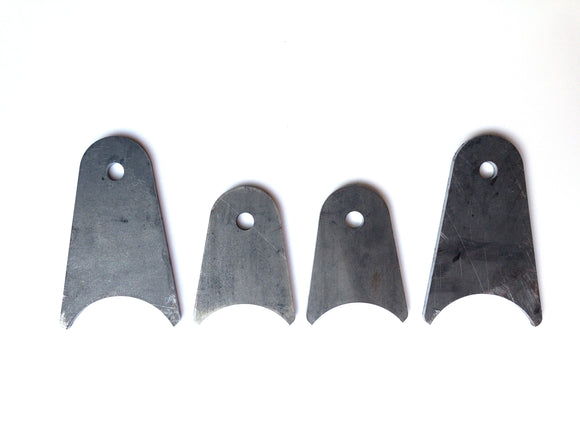 Angled Link Tab Set-Link Brackets-DIY Fab Parts-Fits 2.75