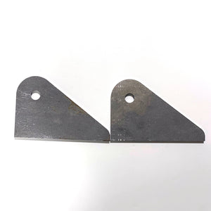 "Flat Bottom Offset Tab 3""x 5""-Tabs-DIY Fab Parts-DIY Fab Parts"