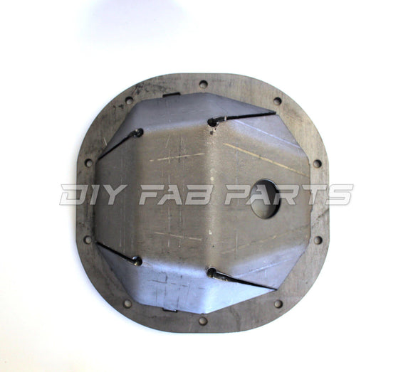 Ford 8.8 Diff Cover-DIY Cover-DIY Fab Parts-Unwelded-DIY Fab Parts