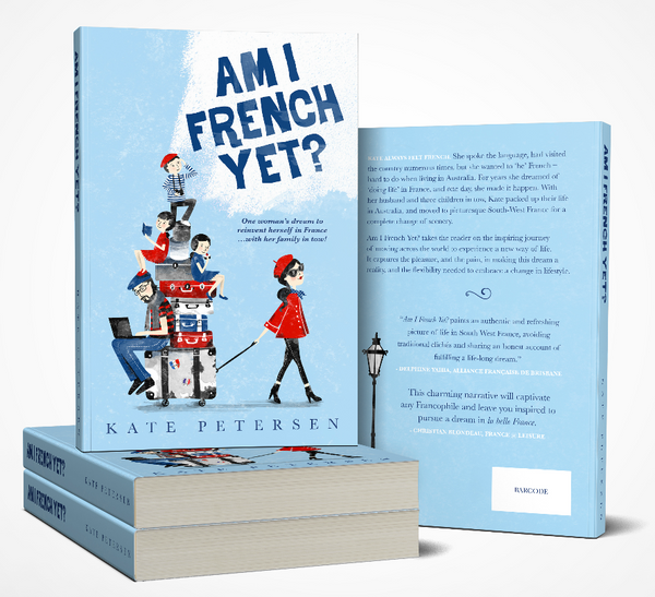 5 Copies - Am I French Yet?