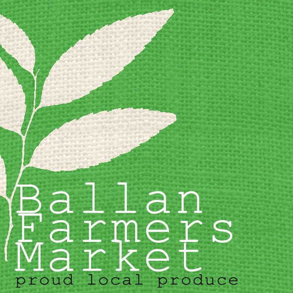 BALLAN FARMERS MARKET 2nd Saturday of each month