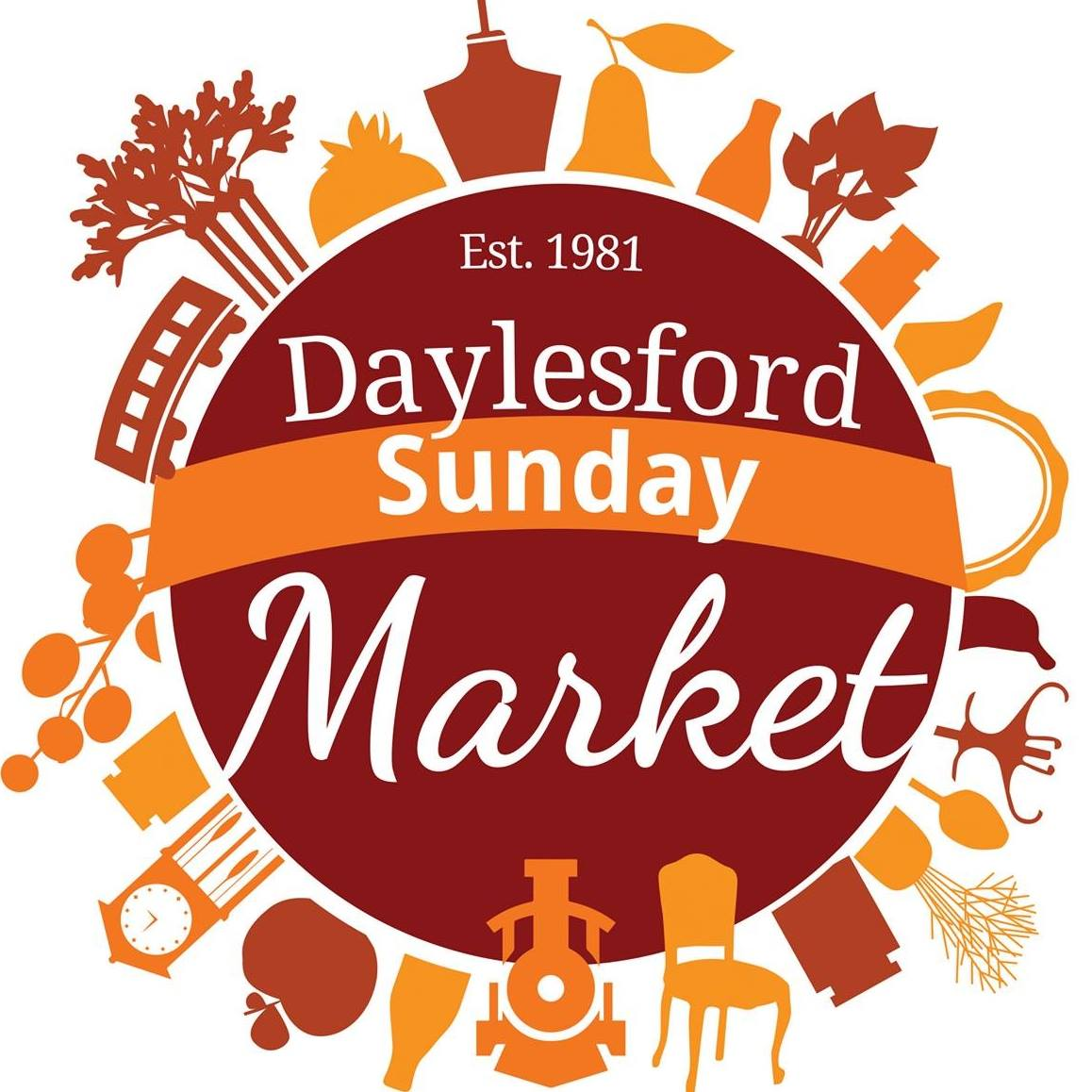 DAYLESFORD SUNDAY MARKET @ THE STATION 20th MAY