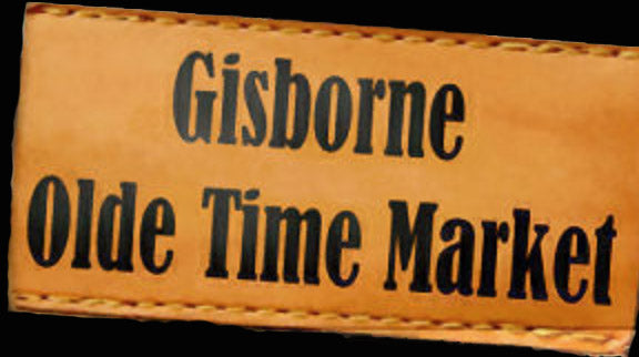 Gisborne Olde Time Market 3rd June 9am - 2pm