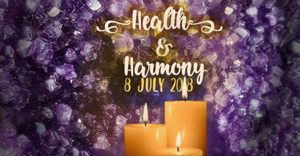 Health & Harmony Expo - at St. Anne's Winery JUL 8 from 10 AM
