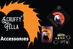 Scruffy Fella Accessories
