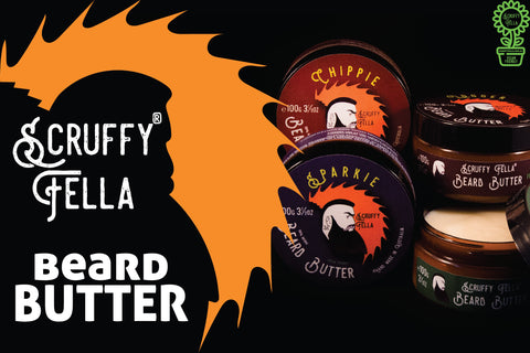 Scruffy Fella Beard Butter