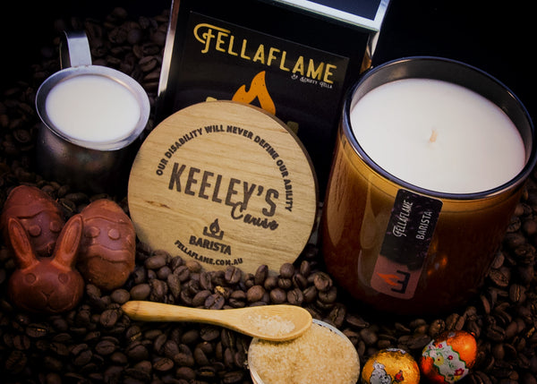 Keeley's Cause Candle - Barista