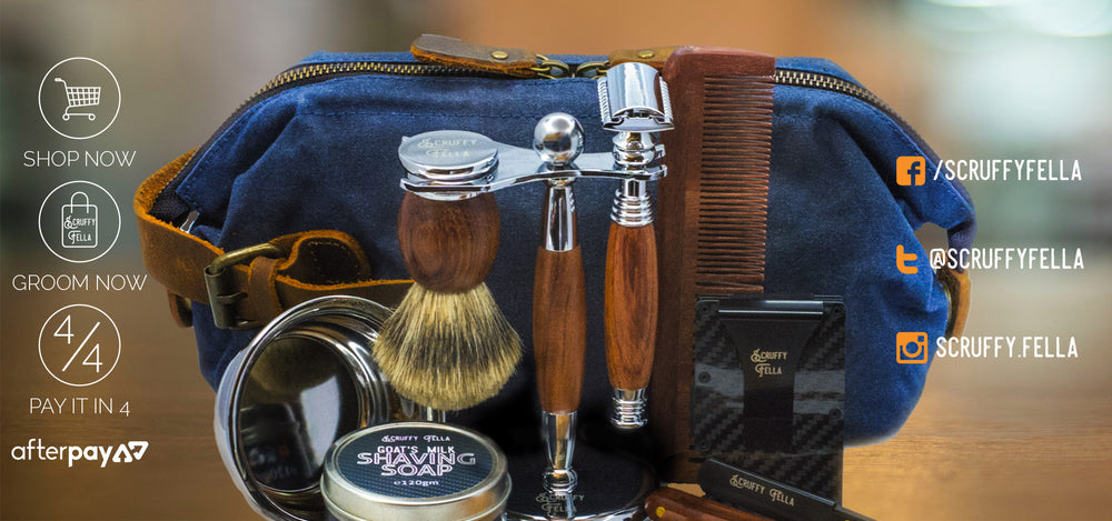 Shaving Gear Afterpay