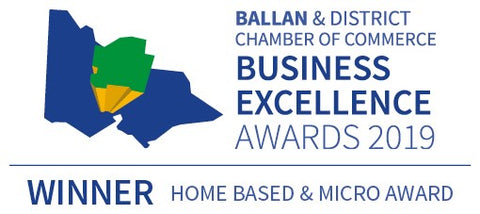 Winner 2019 Business Excellence Awards