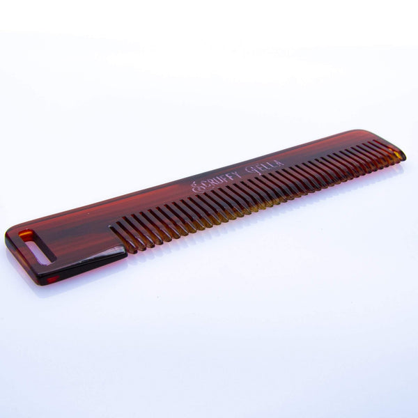 Scruffy Fella Acetate Comb