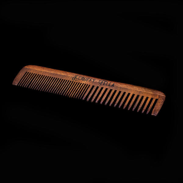 Scruffy Fella Amoora Long Comb