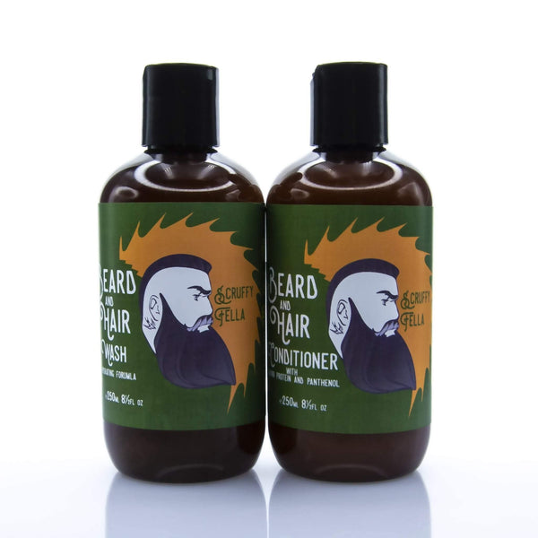 Scruffy Fella Clean Fella Pack 250ml