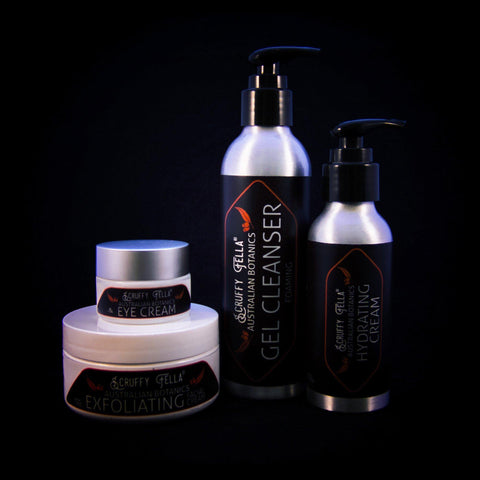 Scruffy Fella Australian Botanics Skin Care Pack