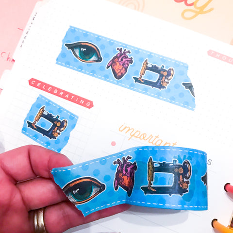 EYE HEART SEWING  washi tape (30mm)