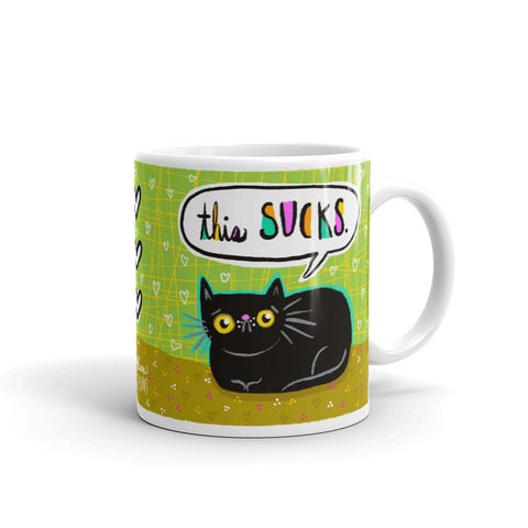 THIS SUCKS Mug
