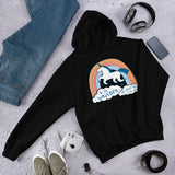BE THE UNICORN Unisex Hoodie