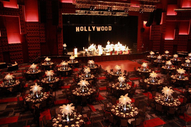 Hollywood Banquet and Preview Show admission